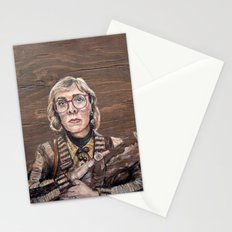 Log Lady / Twin Peaks Stationery Cards