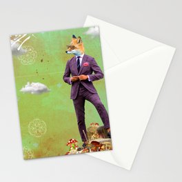 STYLE is FOREVER. FOX TROT. Stationery Cards
