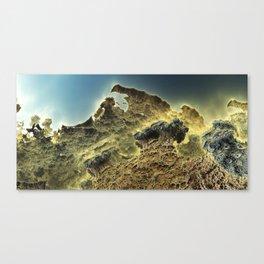 pass the horizon of Niheeli Canvas Print