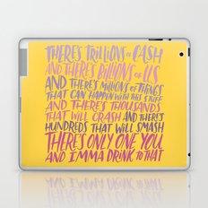 Only 1 U Laptop & iPad Skin
