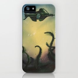 20,000 Leagues Under The Sea - Jules Verne iPhone Case