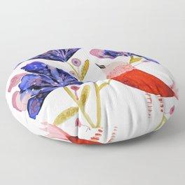 renewed beauty Floor Pillow