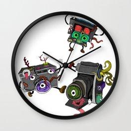 Snapshot Wall Clock
