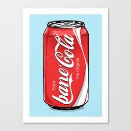 Bane Cola Canvas Print