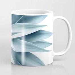 Bursting into life - teal Coffee Mug