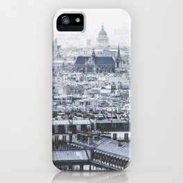 Rooftops - Architecture, Photography iPhone Case