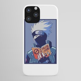 Ninja - Icha Icha Tactics iPhone Case