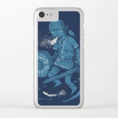 breath of the link Clear iPhone Case