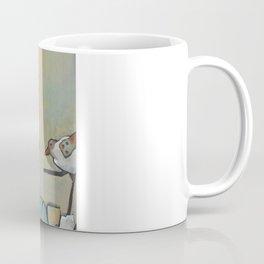 song birds — wake-up call Coffee Mug