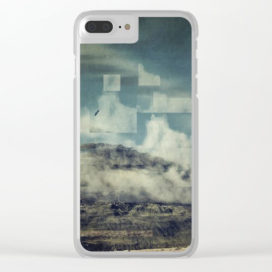 I am Nervous Clear iPhone Case