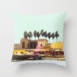 Saint-Louis-01 Throw Pillow