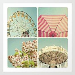 Summer Memories 2 Art Print