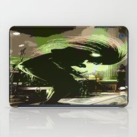 rock n roll iPad Cases featuring Rock N Roll by DTGTEEZ