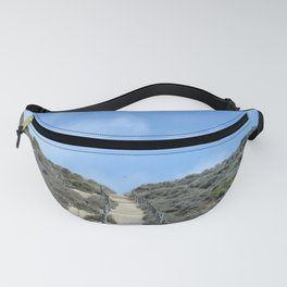 Carol Highsmith - Steps in the Sand Fanny Pack