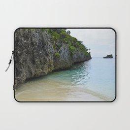 Quiet Lagoon Laptop Sleeve