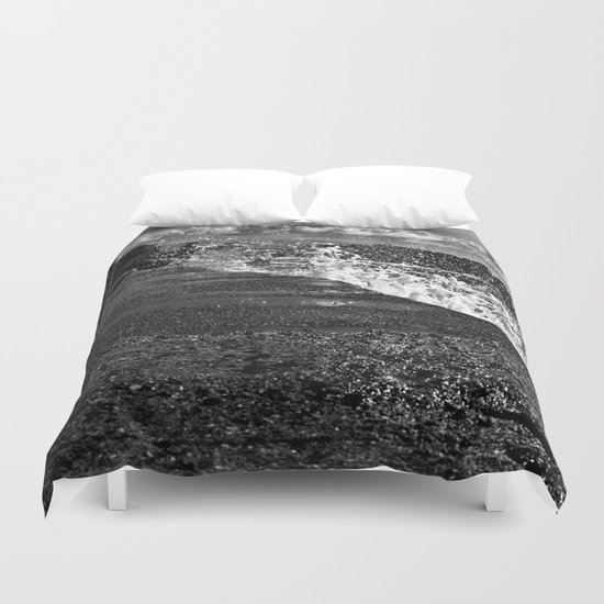 CALLING of the Sea Duvet Cover