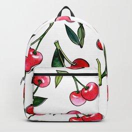 Cherry. Backpack