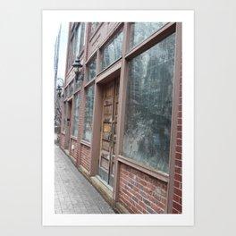 Pittsburgh + Savannah Art Print