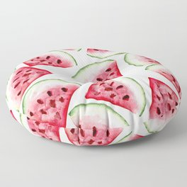 Watermelon pattern Floor Pillow