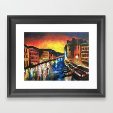Harlem, Clearly Framed Art Print