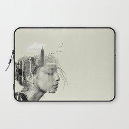 Reflection, New York City Laptop Sleeve