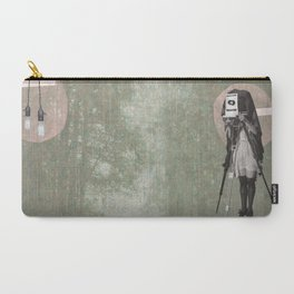 Feminine Collage II Carry-All Pouch
