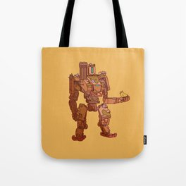 bastion Tote Bag