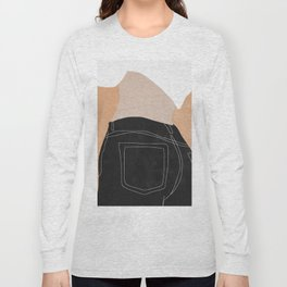 Girl 4 Long Sleeve T-shirt