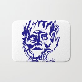 face5 blue Bath Mat