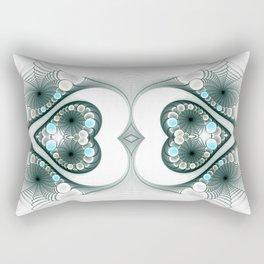 Fractal Angel Rectangular Pillow