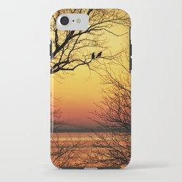 Sunrise Submission iPhone Case
