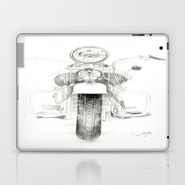 Motorcycle 1 Laptop & iPad Skin