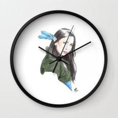 Vex'ahlia Wall Clock