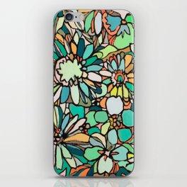 coralnturq iPhone Skin