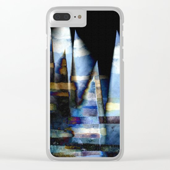 Summit Meeting Clear iPhone Case