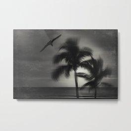 wild palmS Metal Print