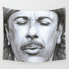 Santana Wall Tapestry