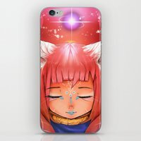 celestial iPhone & iPod Skins featuring Celestial by Alterant