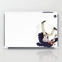one piece iPad Cases featuring Stumbling down - One Piece by Tarn