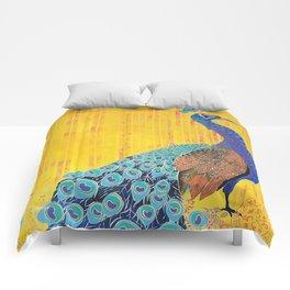 Peacock - Brave Comforters