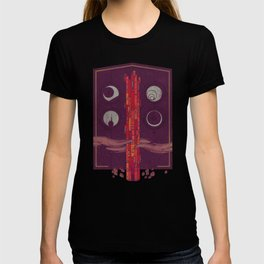 'Neath the Tower of Incomprehensible Sorcery T-shirt
