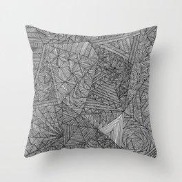 Brain Fart Throw Pillow