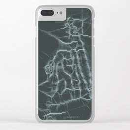 attractors : nudes Clear iPhone Case