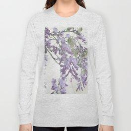Wisteria Lavender Long Sleeve T-shirt