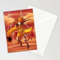 Jupiter Princess Stationery Cards