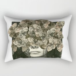 Head Case Rectangular Pillow