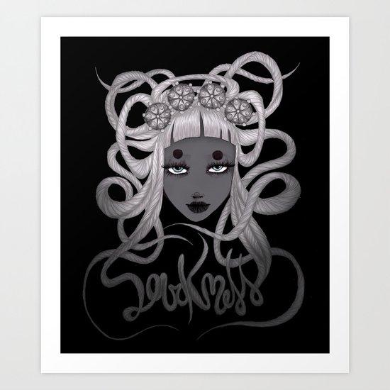 Lula Bye Art Print