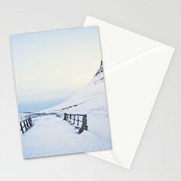 Kirkjufell- Icelandic Horses Stationery Cards