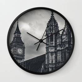 Palace of Westminster Wall Clock