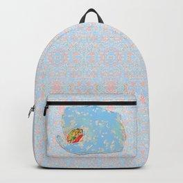 Flower Frog Backpack
